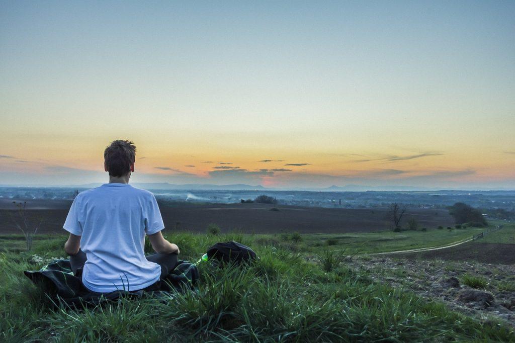Yoga als meditatie