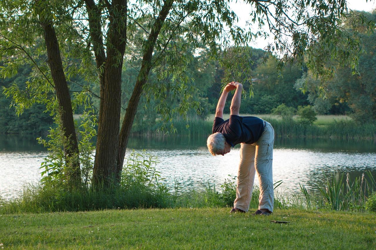 Yoga is de manier om stress tegen te gaan
